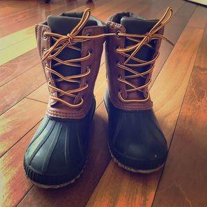 UEC GAP Duck Boots Size 12/13
